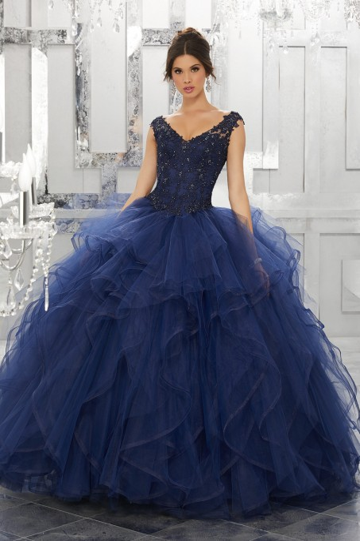 Mori Lee Valencia 60026 Quinceanera Dress