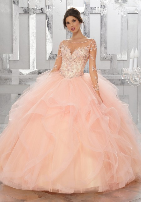 Mori Lee Vizcaya 89142 Quinceanera Dress
