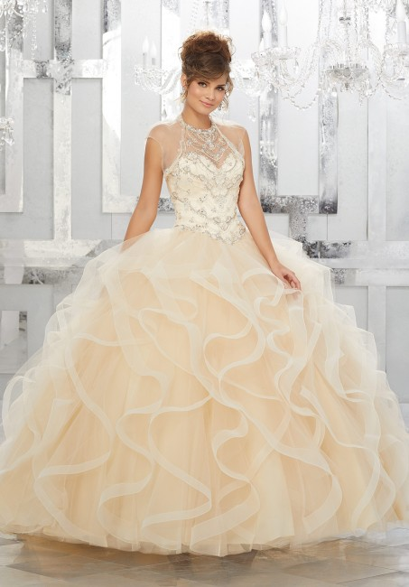 Mori Lee Vizcaya 89154 Quinceanera Dress