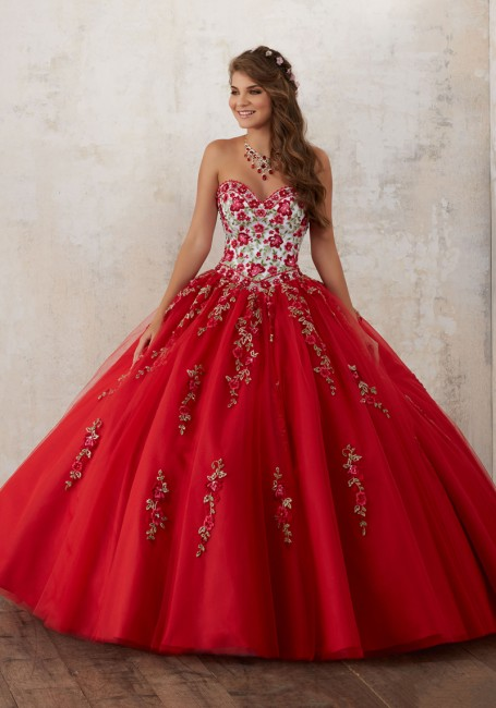 Mori Lee Valencia 60014 Quinceanera Dress