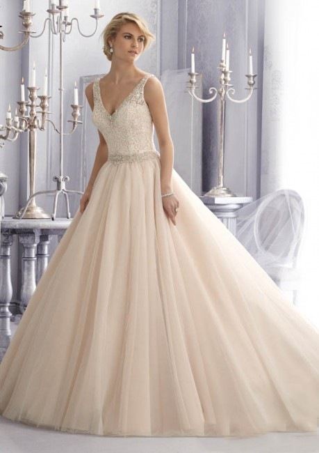 Mori Lee 2684 Wedding Dress