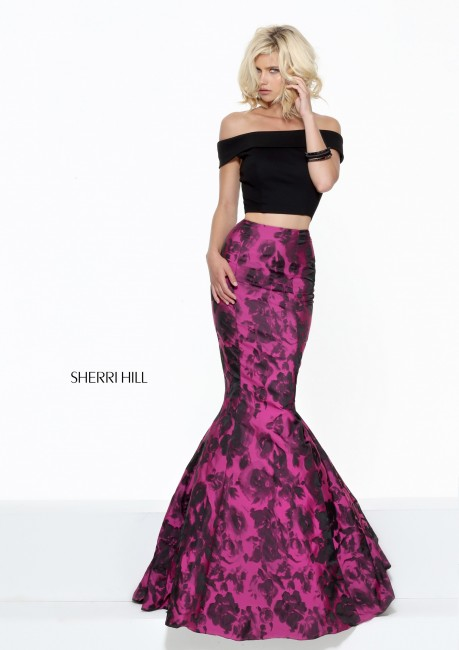 Sherri Hill 50876 Prom Dress