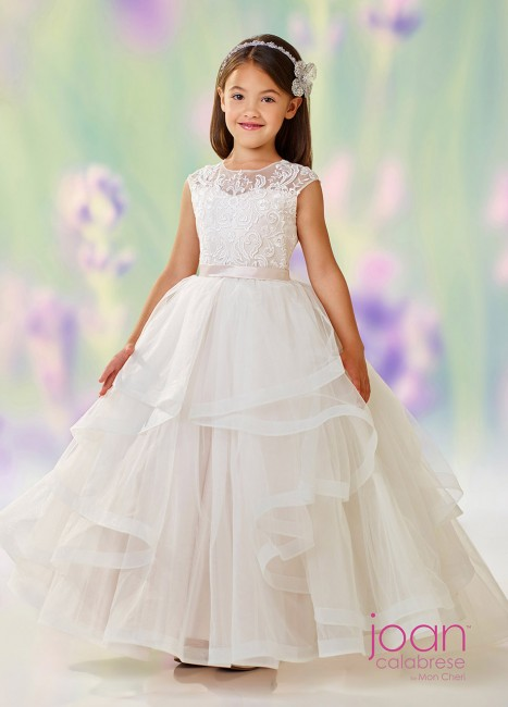 Joan Calabrese 118310 Tiered Skirt