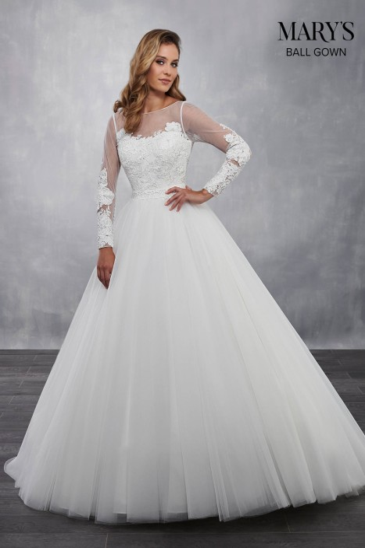 Marys Bridal - Dress Style MB6033
