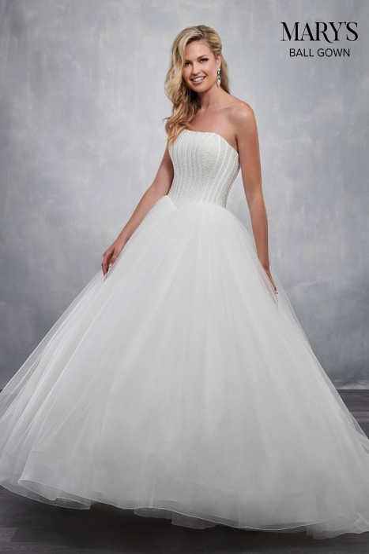 Marys Bridal - Dress Style MB6038