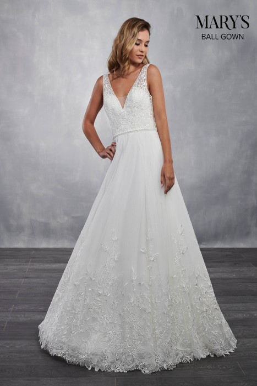 Marys Bridal - Dress Style MB6039