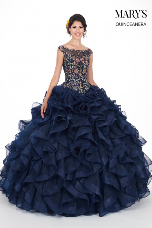 Marys Bridal - Dress Style MQ1037