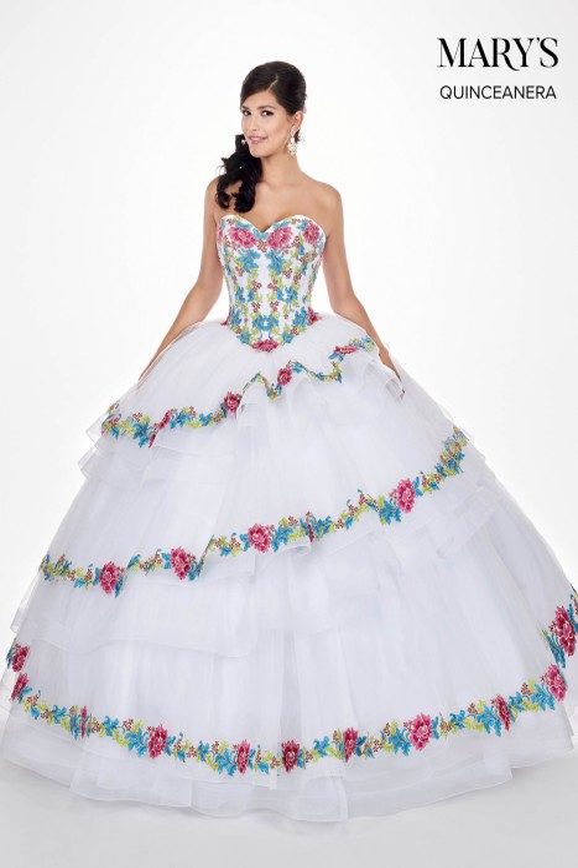 Marys Bridal - Dress Style MQ1038