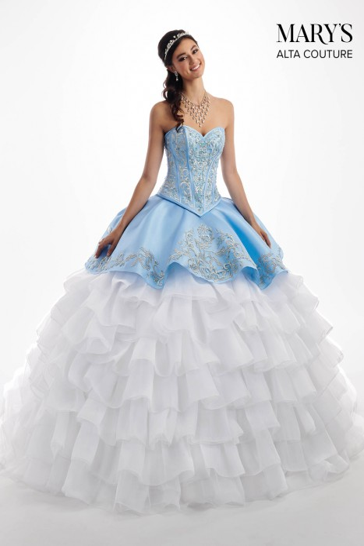 Marys Bridal - Dress Style MQ3026