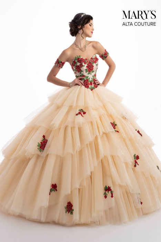 Marys Bridal - Dress Style MQ3028