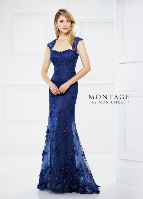 Montage by Mon Cheri 217934 Evening Dress