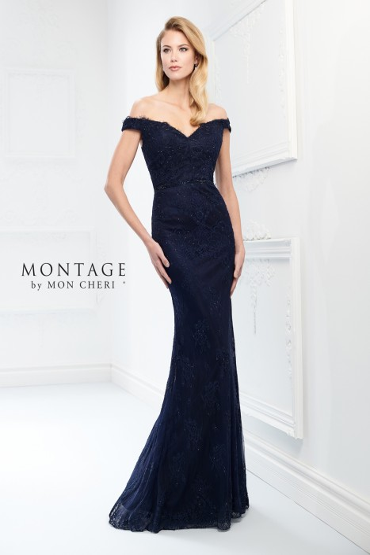 Montage by Mon Cheri - Dress Style 218917