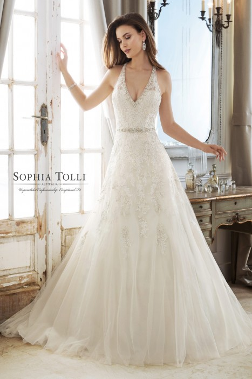 Sophia Tolli - Dress Style Y11878 Kali