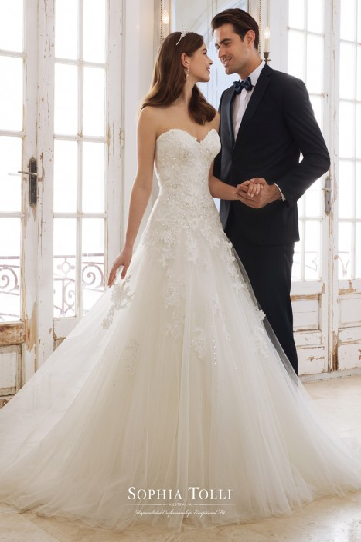 Sophia Tolli - Dress Style Y11881ZB Kora