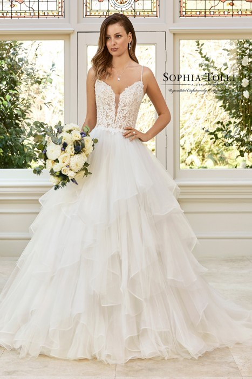 Sophia Tolli - Dress Style Y11952 Remi