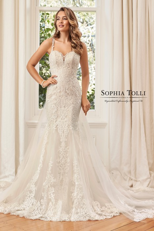 Sophia Tolli - Dress Style Y11956F Trinity
