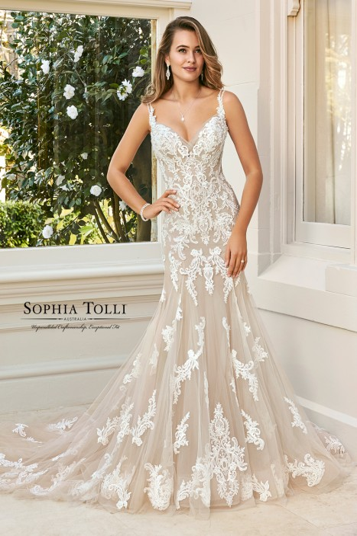 Sophia Tolli - Dress Style Y11957A Marley