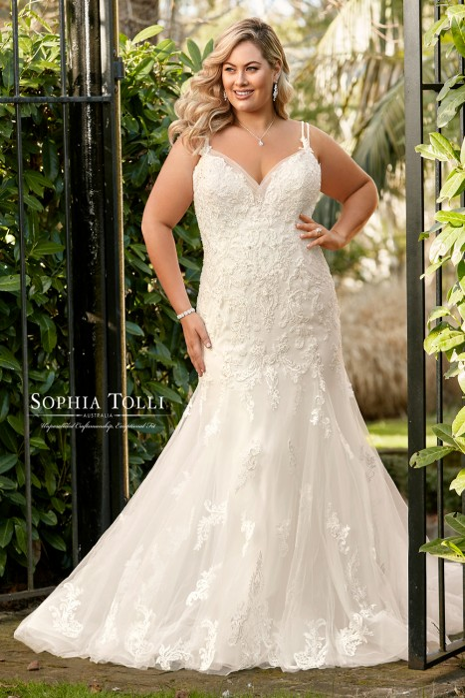 Sophia Tolli - Dress Style Y11957B Marley Grace