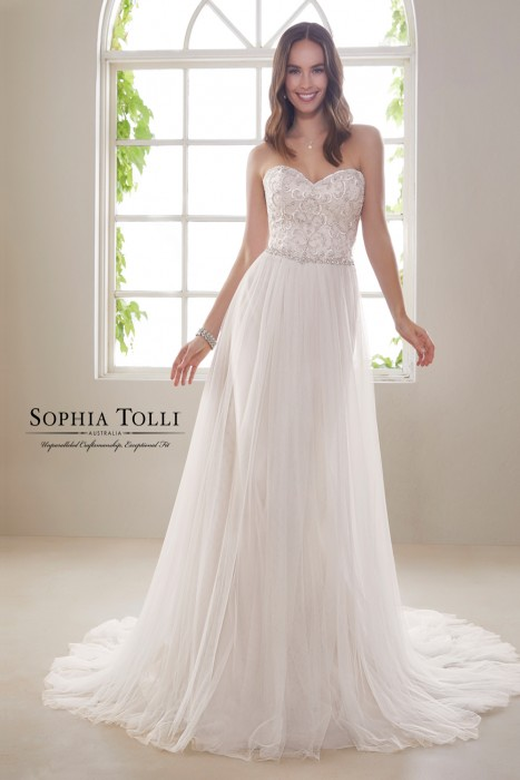 Sophia Tolli - Dress Style Y21815 Tourmaline