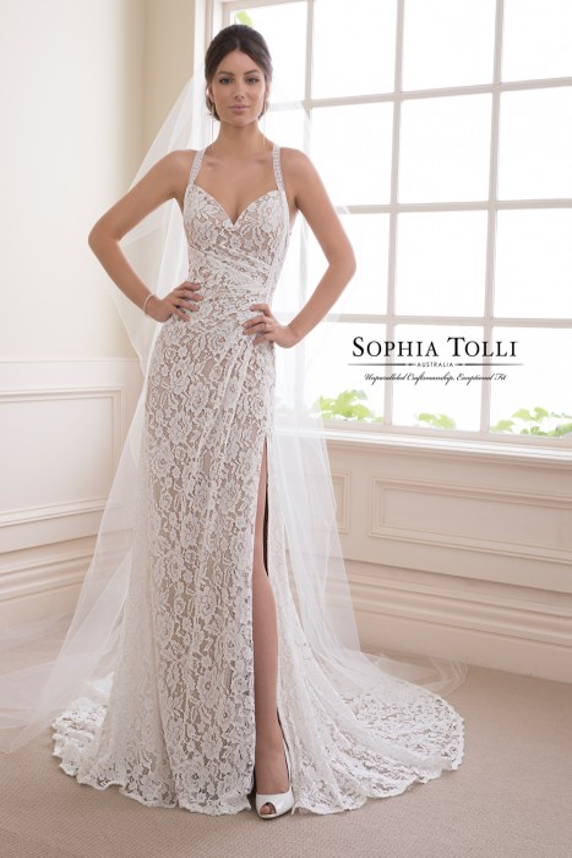 Sophia Tolli - Dress Style Y21831 Gem