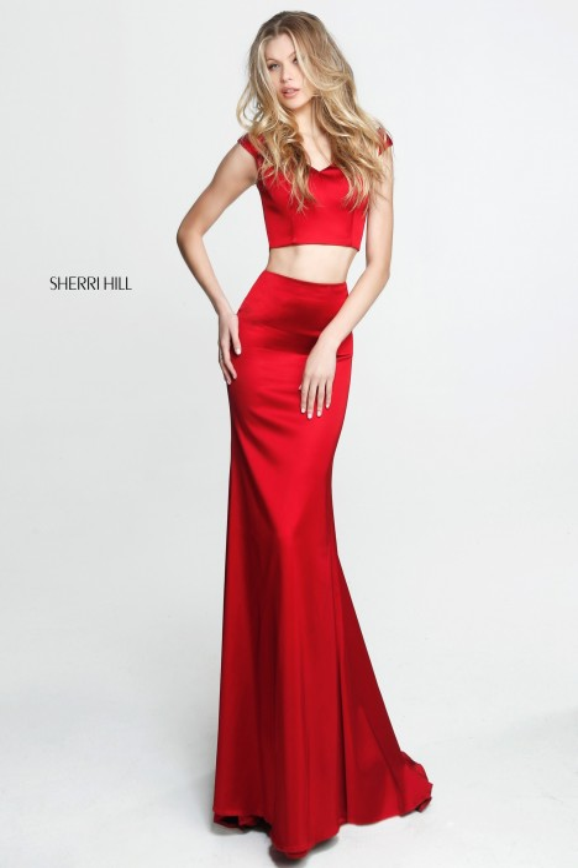 Sherri Hill 51251 Prom Dress