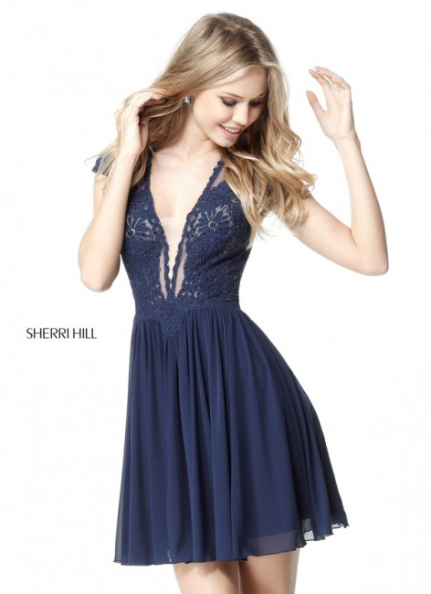 Sherri Hill 51311 Short Dress