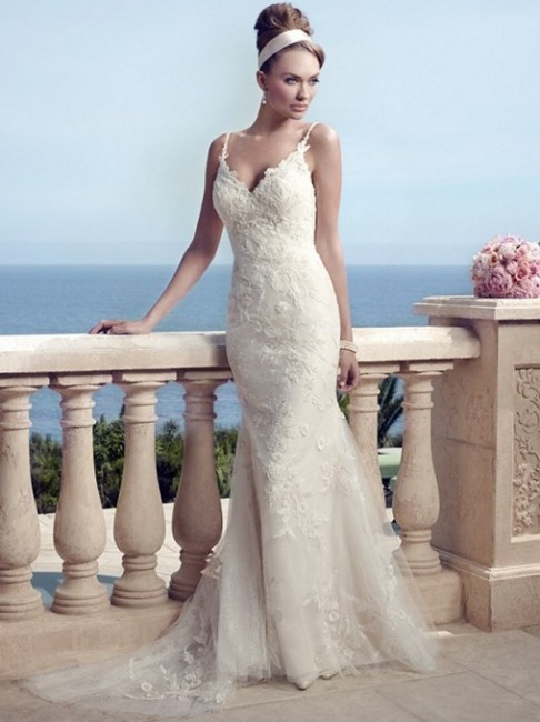 Casablanca Bridal 2153 Wedding Dress