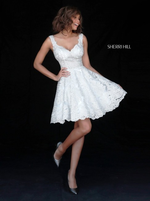 Sherri Hill 51521 Short Dress