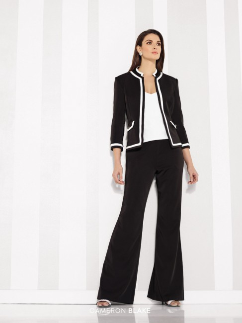 Cameron Blake 216679 Pants Suit