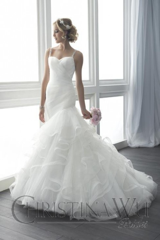Christina Wu 15631 Wedding Dress