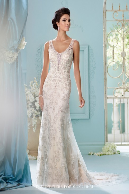 David Tutera 216237 Kaltrina Wedding Dress