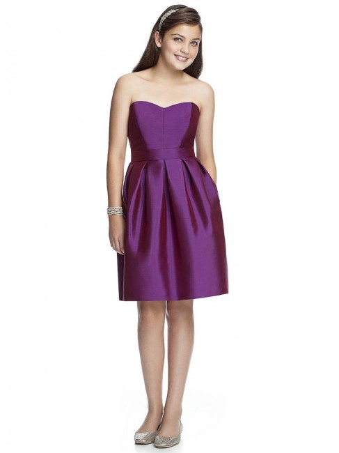 Dessy JR522 Junior Bridesmaid Dress