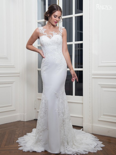 Marys Bridal - Dress Style MB3009