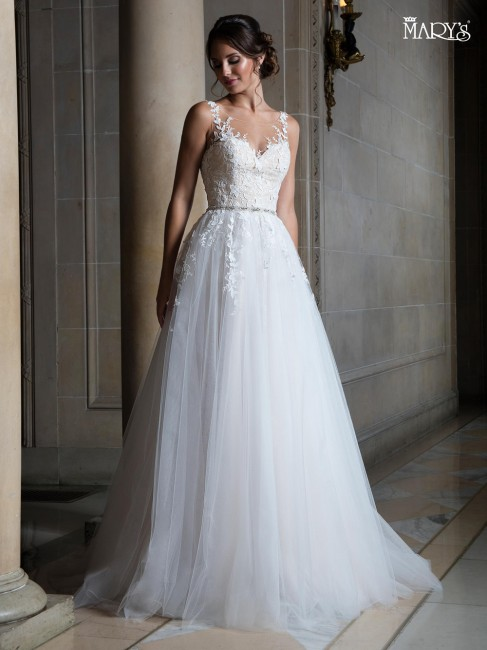 Marys Bridal - Dress Style MB3018