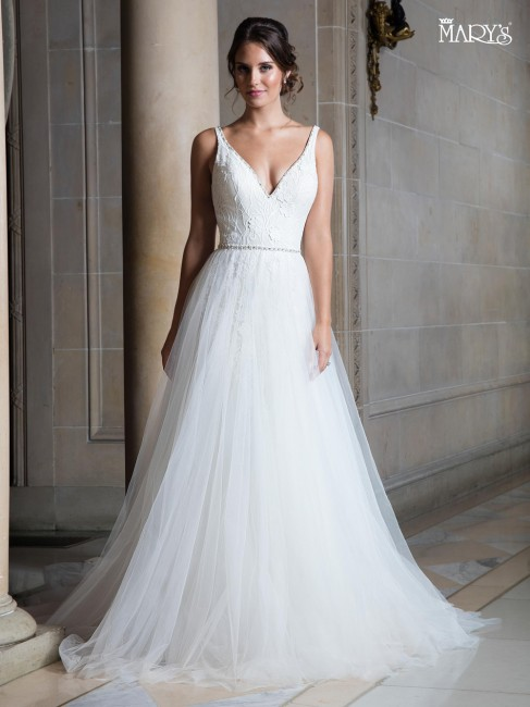 Marys Bridal - Dress Style MB3019