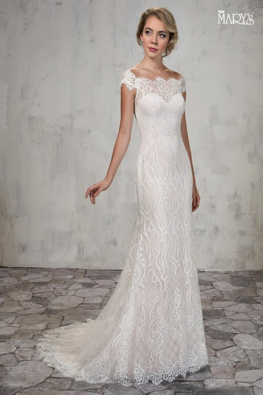 Marys Bridal - Dress Style MB3024