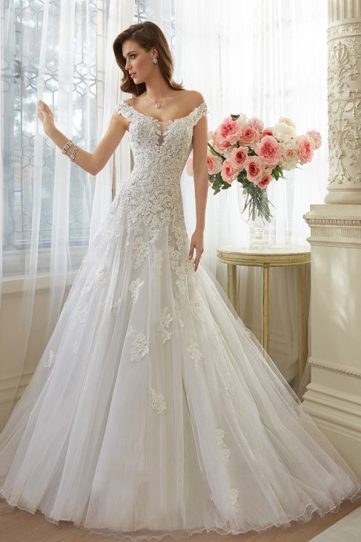 Sophia Tolli Y11635 Vasya Wedding Dress