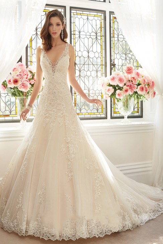 Sophia Tolli Y11641 Aricia Wedding Dress