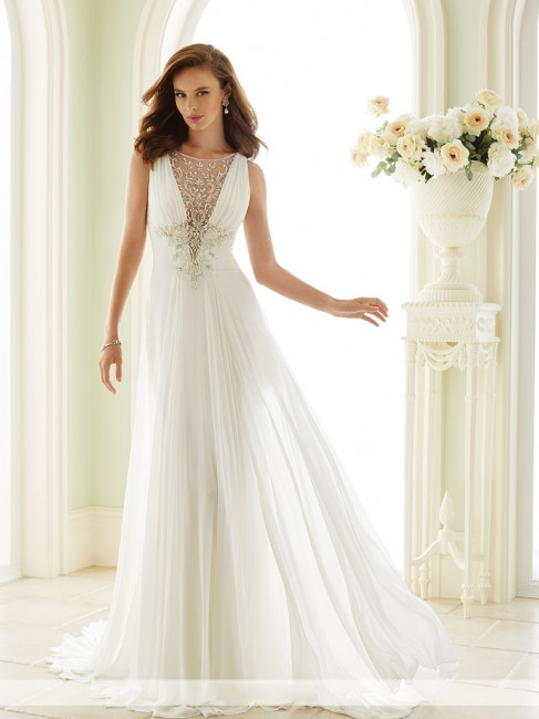 Sophia Tolli Y21667 Lucia Wedding Dress