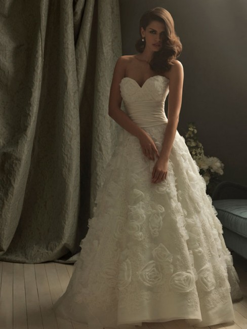 Allure Couture C157 Wedding Dress
