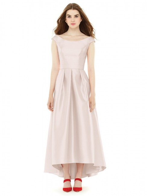 Alfred Sung D722 Bridesmaid Dress