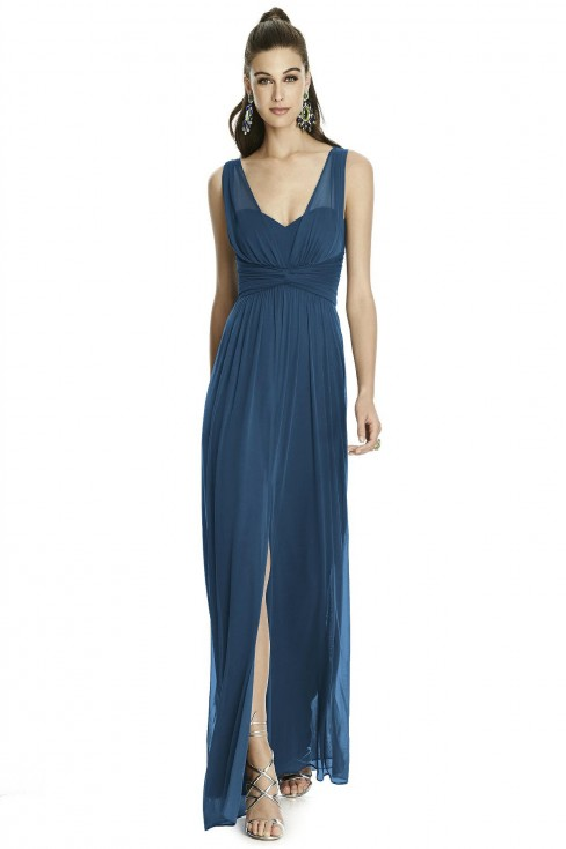 Alfred Sung D740 Bridesmaid Dress