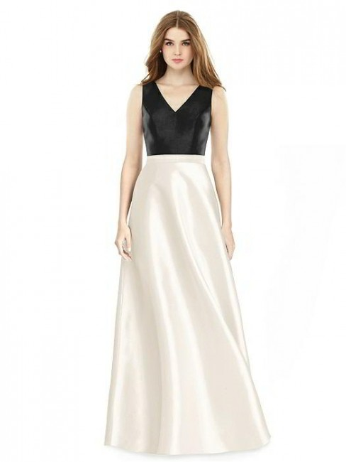 Alfred Sung - Dress Style D754