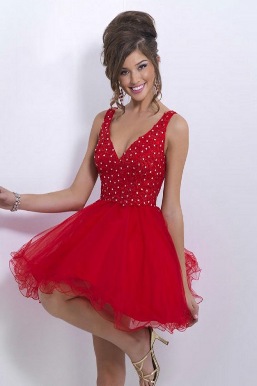 Blush X150 Prom Dress