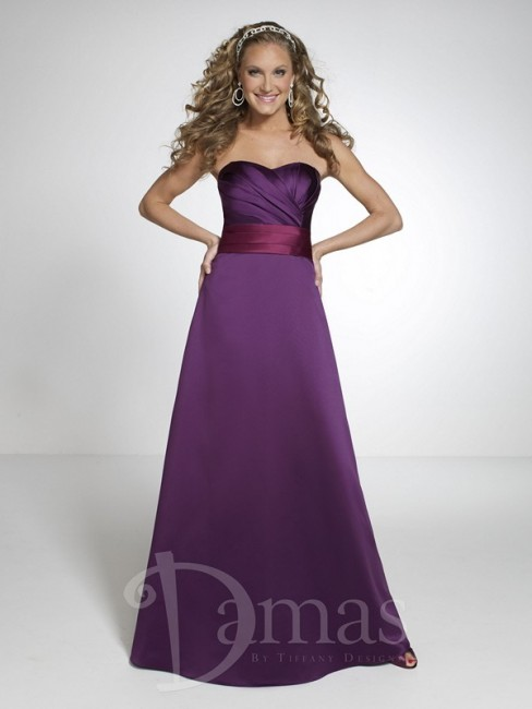 House of Wu Damas 52301 Quick Delivery Bridesmaid Dress