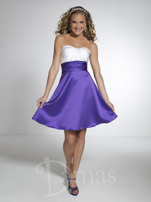 House of Wu Damas 52303 Quick Delivery Bridesmaid Dress