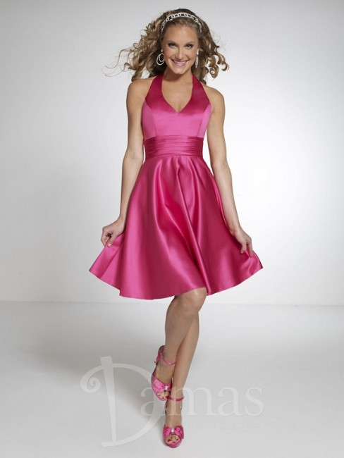 House of Wu Damas 52306 Quick Delivery Bridesmaid Dress