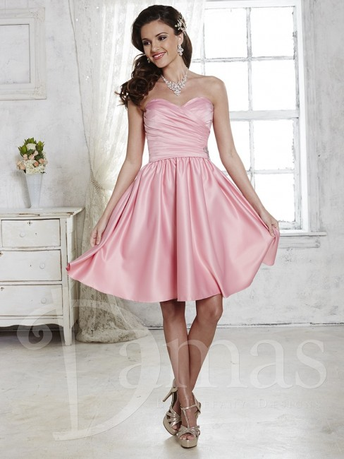 House of Wu Damas 52360 Quick Delivery Bridesmaid Dress