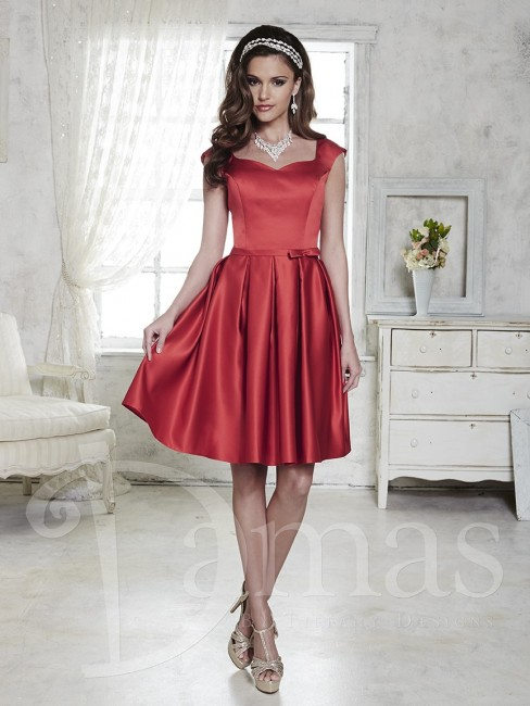 House of Wu Damas 52364 Quick Delivery Bridesmaid Dress