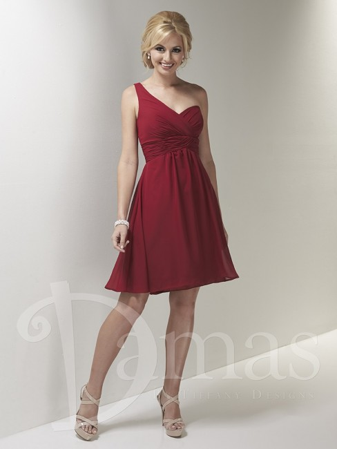 House of Wu Damas 52365 Quick Delivery Bridesmaid Dress